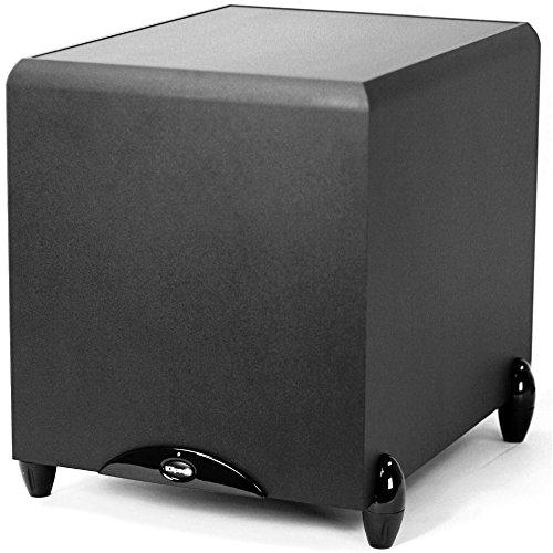 Klipsch Synergy Series 12-Inch 300-Watt Subwoofer w/ High Gloss Trim (Black) - (Certified Refurbished) (Klipsch Subwoofer Sub 12)