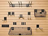 Suncast HSBAK Handiwall Basic Slat Wall Accessory Kit