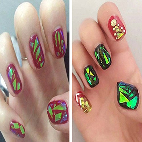 nail-polish-gohome-5-pcs-new-nail-art-stencil-foils-nails-wraps-decal-glitter-shattered-glass-diy