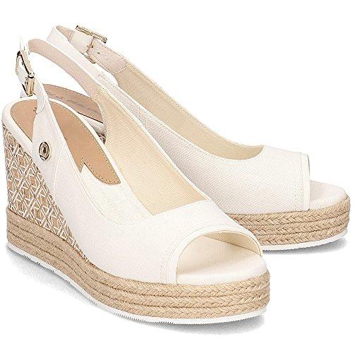U Bianco s Pour Sandales Femme polo Beige Assn q1nr4pq