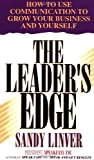 The Leader's Edge, Sandy Linver and Jim Mengert, 0684804336