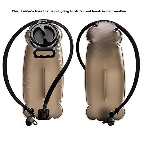 Hydration-Bladder-BPA-free-FDA-Approved-BONLEX-Food-Class-MaterialTastefree-Tube-Insulated-Large-OpeningQuick-ReleaseWater-Bladder-for-Hydration-Pack-Backpack-Replacemen
