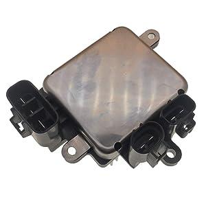 Radiator Cooling Fan Control Module Unit ECU ECM 89257-30060 89257-30070 for Lexus ES GS is LS RC RX Toyota Avalon Camry Highlander Rav4 Sienna Venza