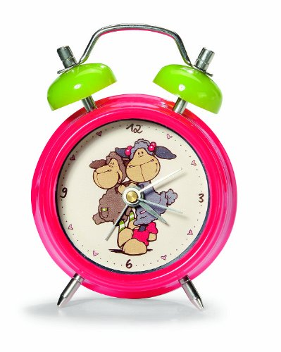 Nici Alarm Clock Lenny Mah 33664