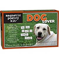 MAGNETIC POETRY MP3137 Dog Lover