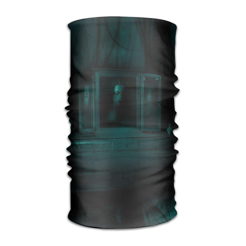 Chenhc Headbands Headwear Art Painting Bandana Sweatband Neck Gaiter Head Wrap Outdoor Mask