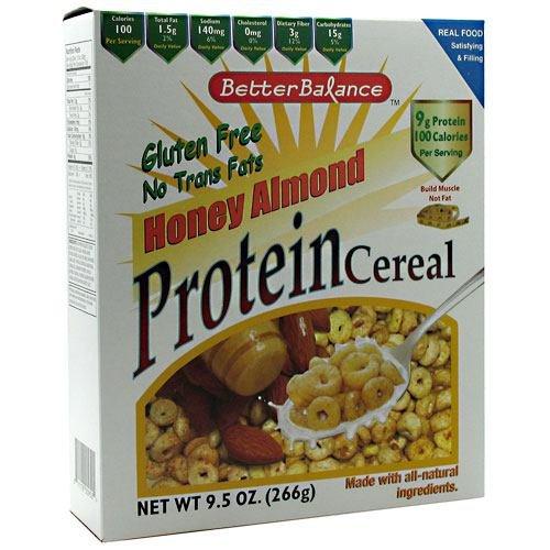 Kay'S Naturals Cereal Hi Prot Hny Alm Gf 9.5 Oz