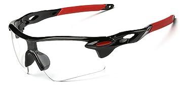 shyn Unisex Im Freien Bewegung Fahrradbrillen Wind Sonnenbrille Farbe Optional,1