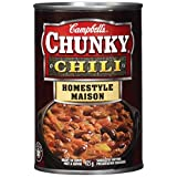 Campbell's Chunky Chili Homestyle Maison