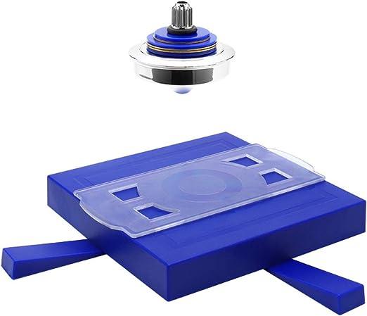 Uyuke Magnetic Spinning Top Classic Levitation Gyro Gyroscope ...