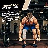 POWERLIX Knee Compression Sleeve - Best Knee Brace
