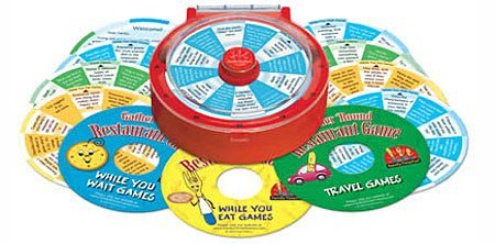 (Family Fun Time Gather 'Round Restaurant Game (ages 5 and up))