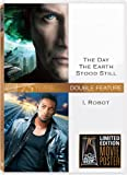DAY THE EARTH STOOD STILL/I ROBOT - DVD Movie