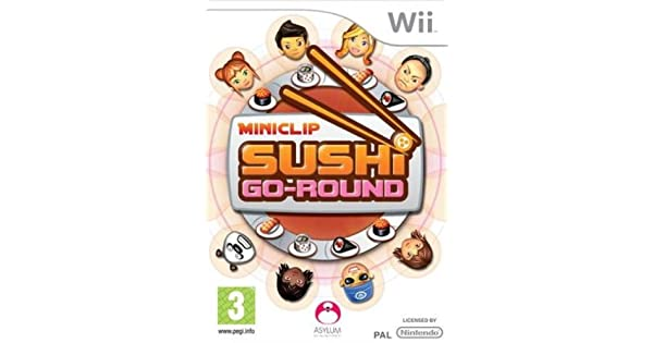 Miniclips Sushi go round: Amazon.es: Videojuegos