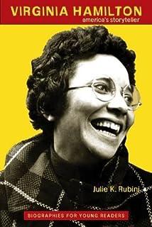 Book Cover: Virginia Hamilton: America's Storyteller