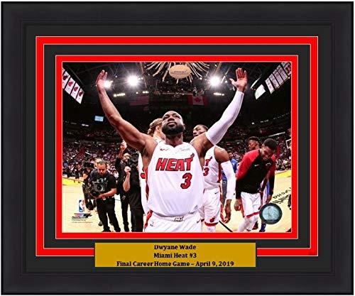 514d0c322204 Heat Dwyane Wade Final Career Home Game 8