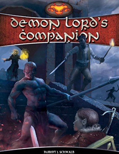 Shadow of the Demon Lord: Demon Lords Companion (SDL1001)