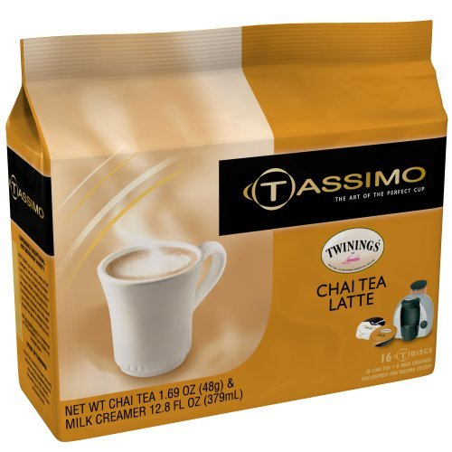 tassimo latte t discs - 9