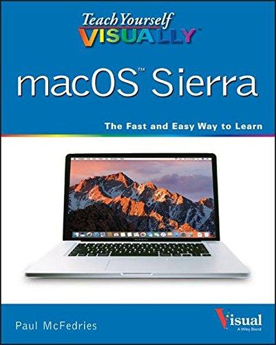 Teach Yourself VISUALLY macOS Sierra