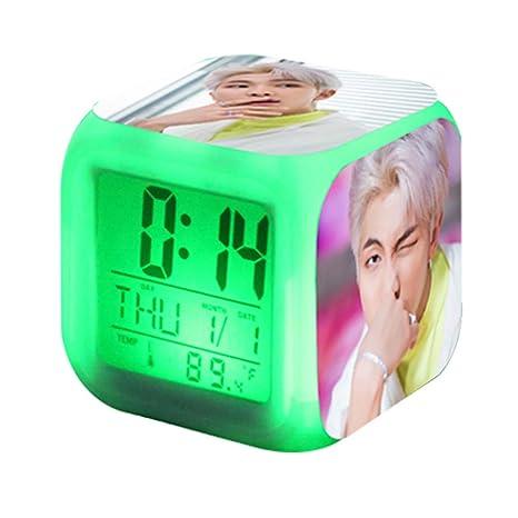 KroY PecoeD BTS Alarm Clock, KPOP BTS Nuevo álbum Mapa de ...
