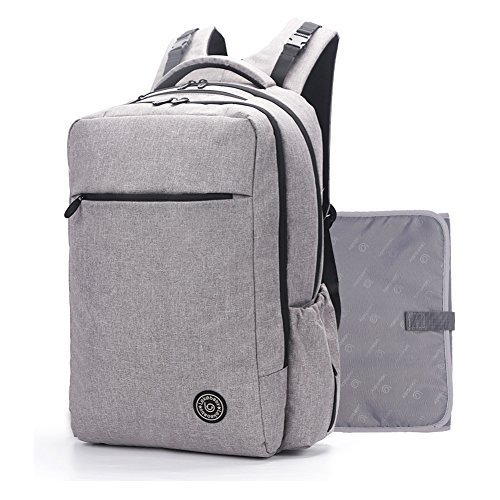 Leke Diaper Bag Backpack