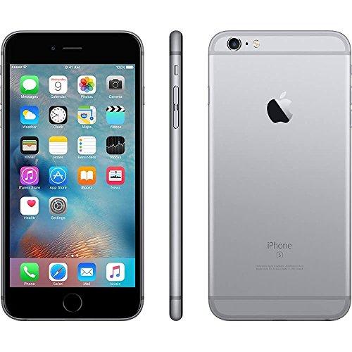 "Apple iPhone 6s Plus 128GB 5.5"" Smartphone Cellphone - Black"