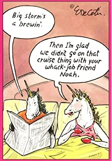 Amazon remember when avanti apress funny birthday card unicorns eric decetis funny birthday card m4hsunfo