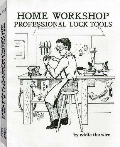 Home Workshop Professional Lock Tools