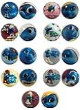One Dozen (12) Smurfs Foam Balls **2 Inch Diameter **