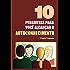 10 Perguntas para você alcançar o autoconhecimento