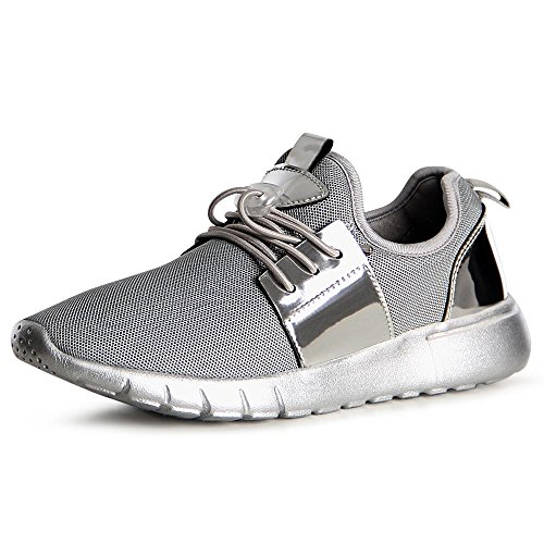 Damen Damen topschuhe24 Damen Damen topschuhe24 Sneakers topschuhe24 Grau Grau Grau Sneakers Sneakers topschuhe24 xHqgwxX