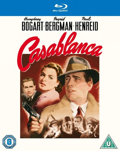 Casablanca [Blu-ray] (Region Free)