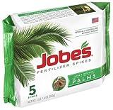 Easy Gardener 01010 Palm Tree Fertilizer Spikes, 10-5-10, 5-Pk. - Quantity 12