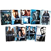 CSI: NY - Nine Season Pack