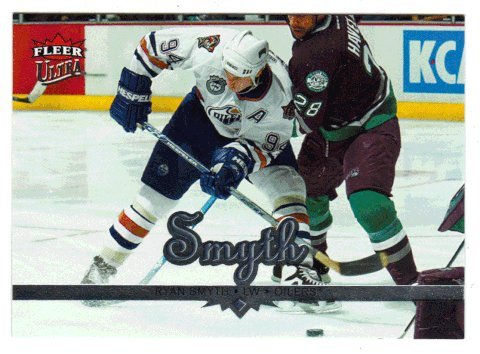 Ryan Smyth Hockey - Ryan Smyth (Hockey Card) 2005-06 Fleer Ultra # 82