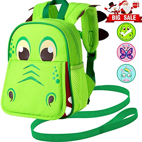 Toddler Backpack Safety Harness Dinosaur product image