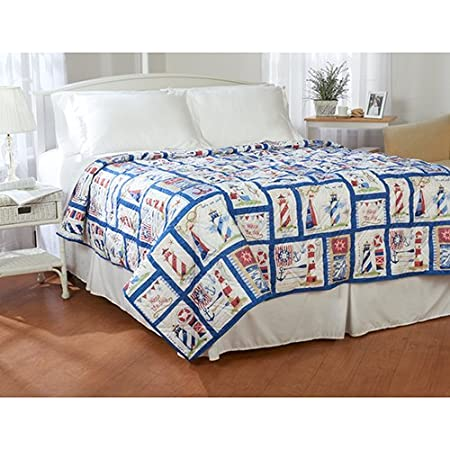 519rEMBJZXL._SS450_ Nautical Quilts and Beach Quilts