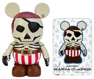 Amazon Pirates Helmsman By Maria Clapsis