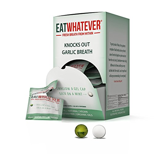 Eatwhatever Breath Freshening System, Peppermint, 75 Servings