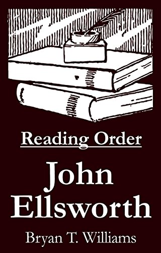 John Ellsworth - Reading Order Book - Complete Series Companion Checklist