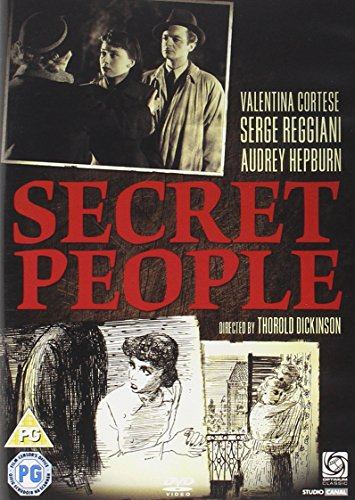 (The Secret People [ NON-USA FORMAT, PAL, Reg.2 Import - United Kingdom ])