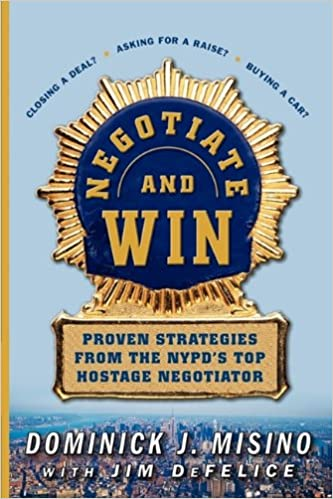 Image result for book negotiate and win misino
