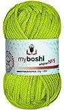 MyBoshi No 5 Pelote de laine Couleur 5132 Pissenlit