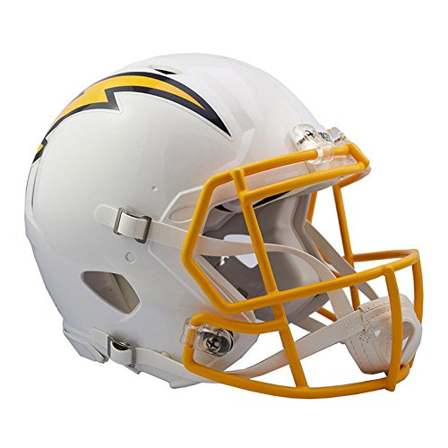 San Diego Chargers Officially Licensed Speed Full Size Replica Football Helmet by Riddell