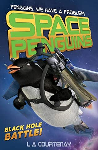 book cover of Black Hole Battle!