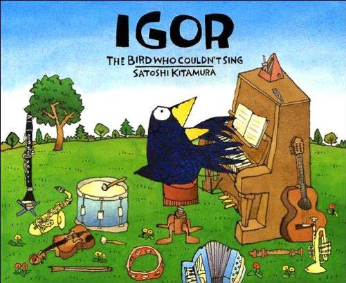 Igor, the Bird Who Couldn't Sing pdf