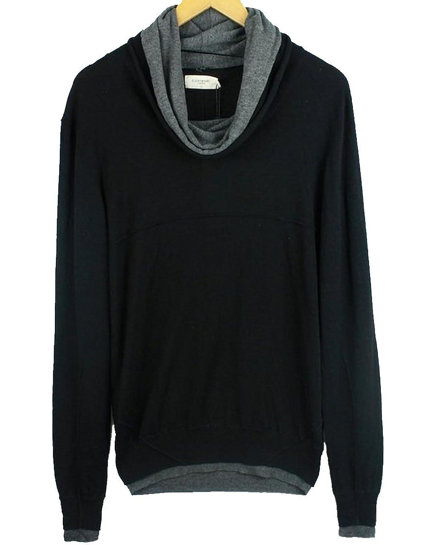 Eleven Paris Men's Knitwear BOTIM Jumper Black (EPTP009)