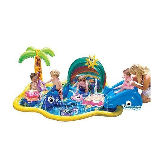 Six Flags My First Splish Splash Pool by Six Flags