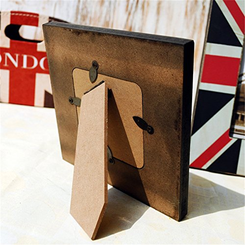 British Style Groceries Frame Blinds Household Decoration Frames Bar Word Flag frame Vintage Ornaments Photo Frames Kangsanli