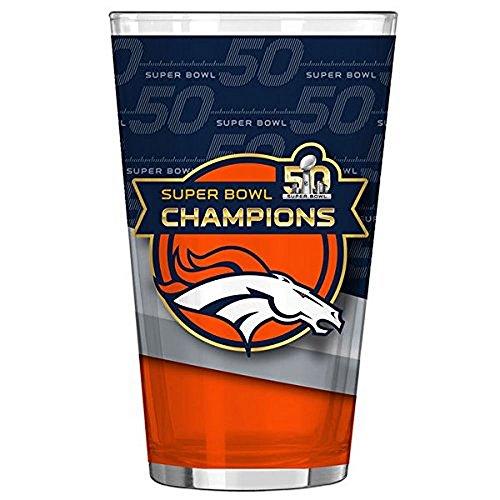 NFL Officially Licensed Denver Broncos Super Bowl 50 Cham...